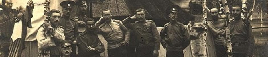 The Great War in Visual Memory: Rare Jewish Photographs from World War I