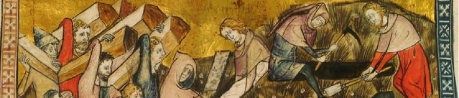 700 years before Coronavirus: Jewish life during the black death plague